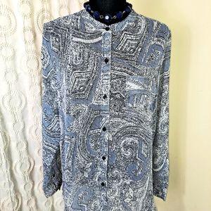 Liz Claiborne blouse L